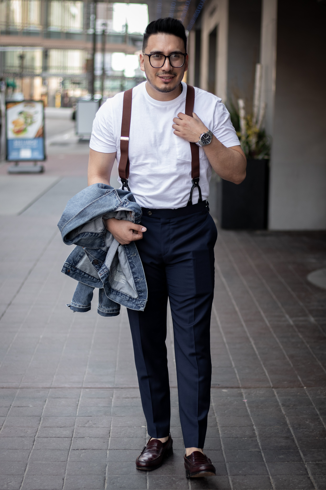 Suspenders 101 for men