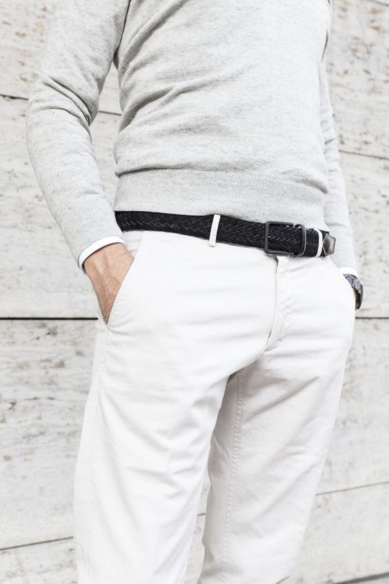 The Perfect Belts for Spring/Summer: Woven/Braided Belts