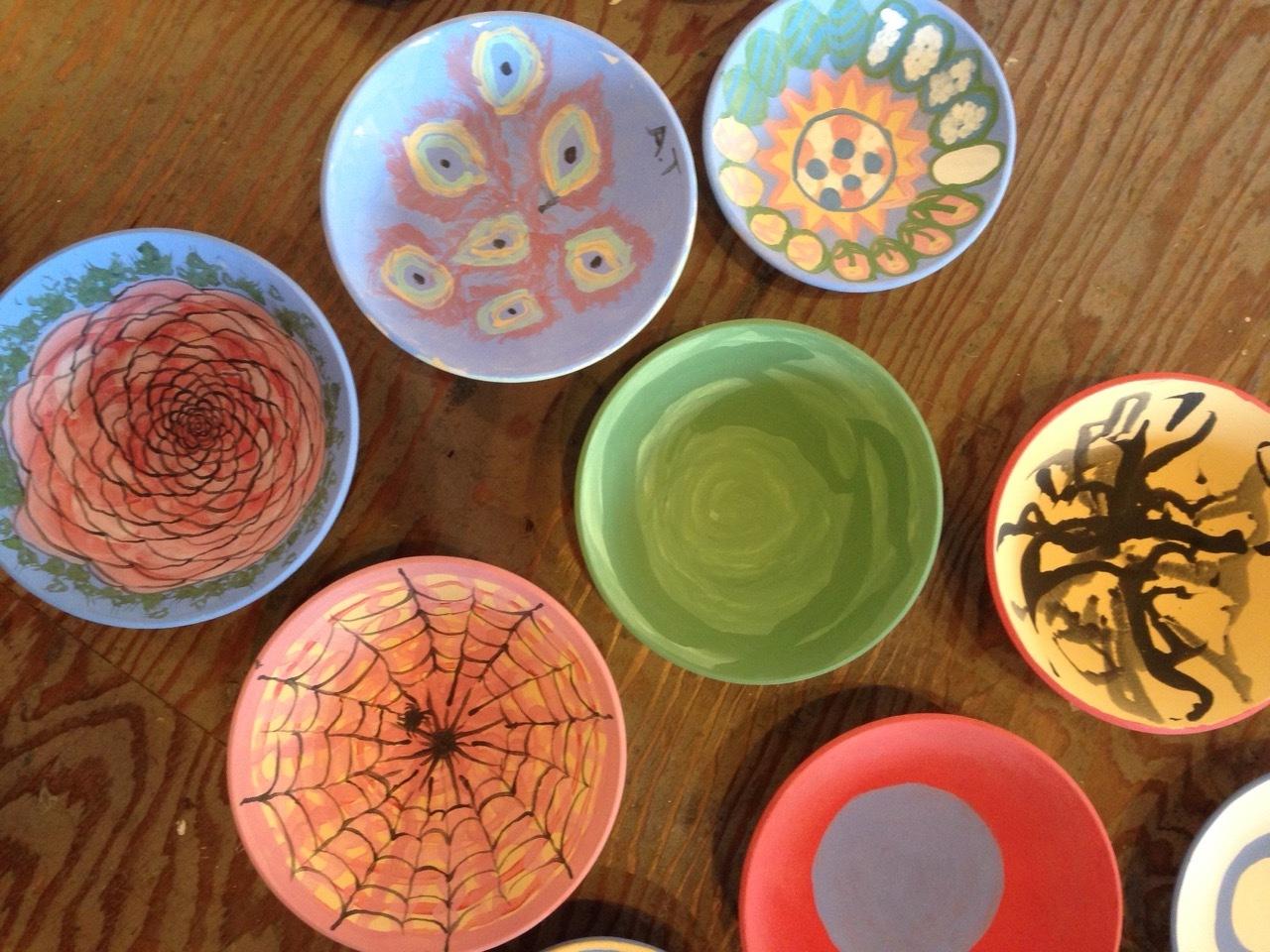 Gather:Make:ShelterPainting Workshop -