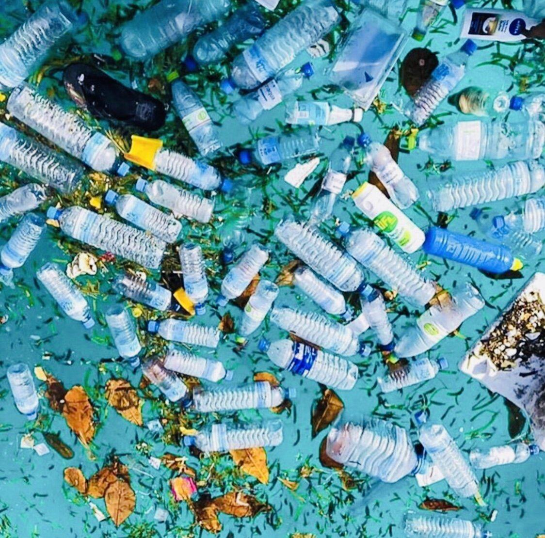 SINGLE USE PLASTICS - Every single piece of plastic made still exists today