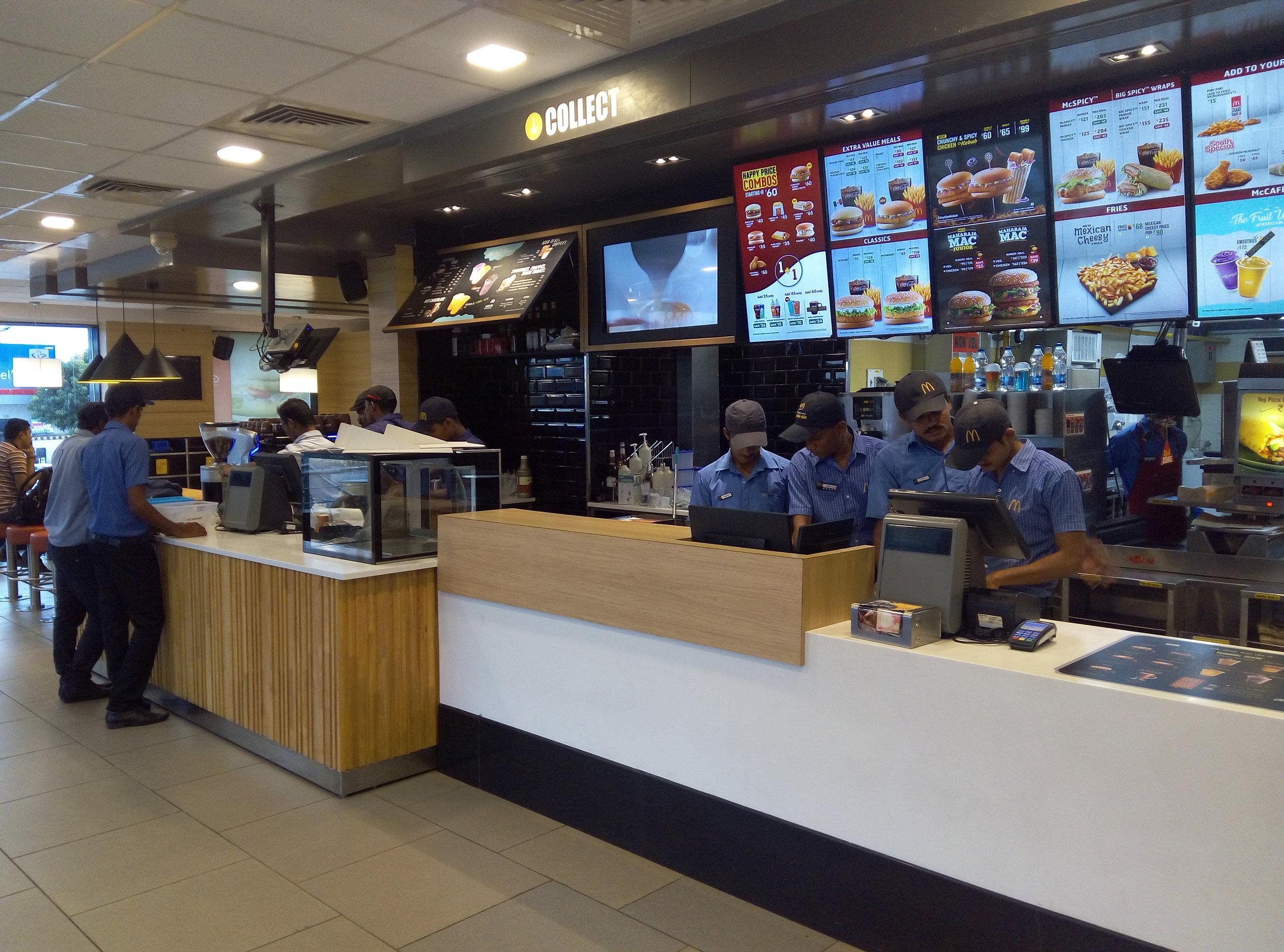 McDonalds India | Customer Service | Big Data | PritishSocial | Travel and Food
