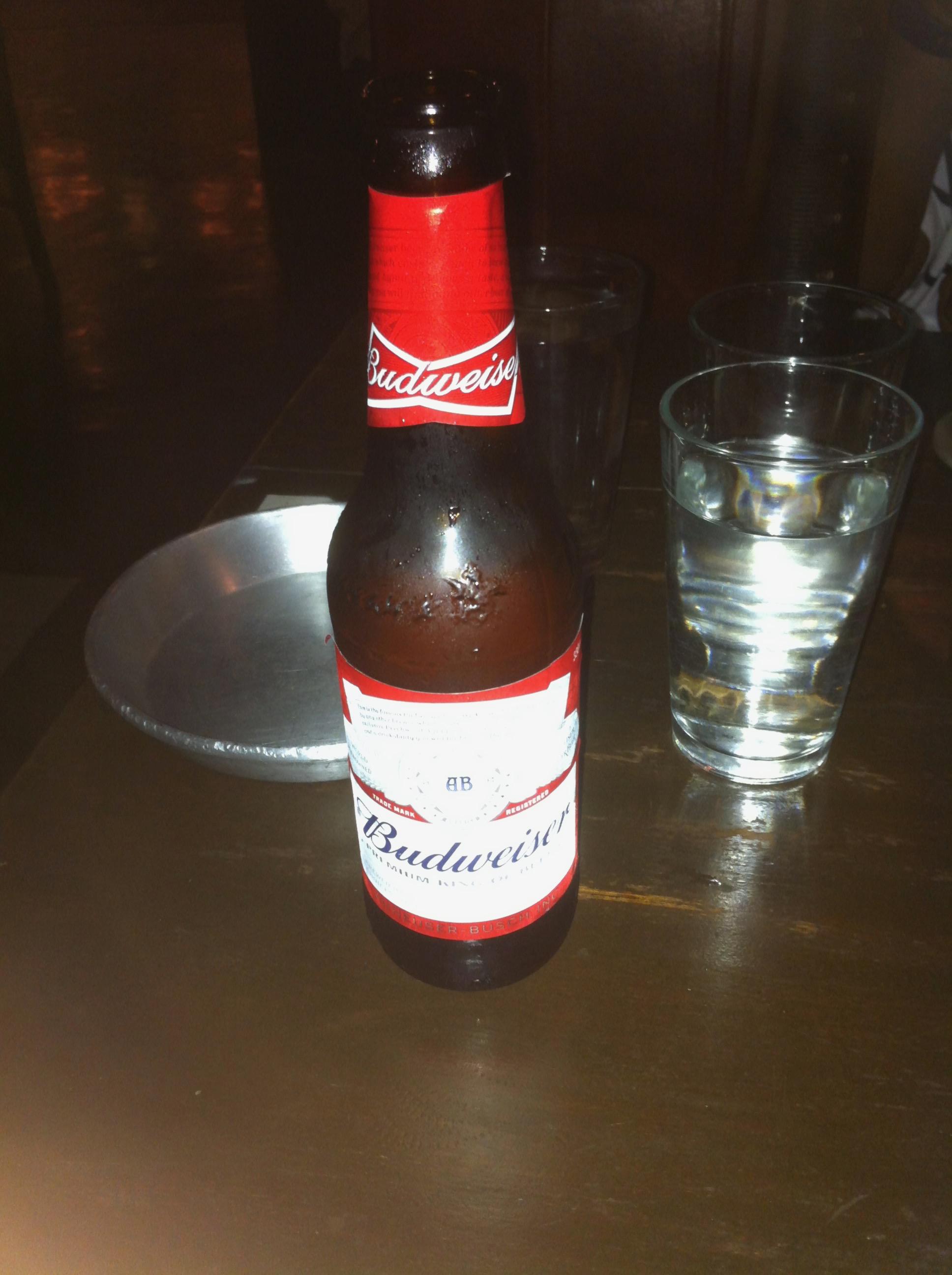 Budweiser Beer | Social | Phoenix Market city | Bangalore | PritishSocial | Food Blogger