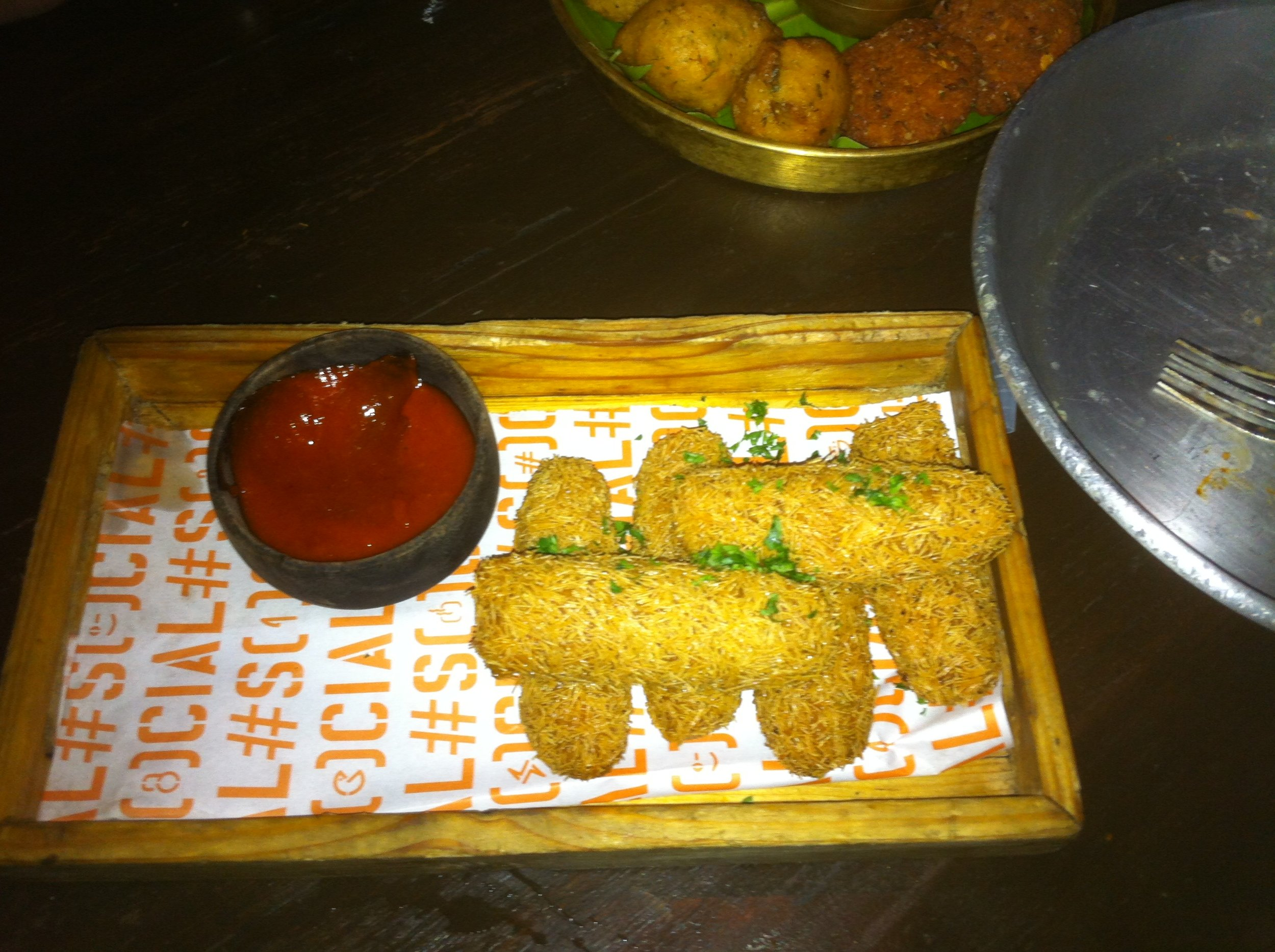 Croquettish | Social | Phoenix Market city | Bangalore | PritishSocial | Food Blogger