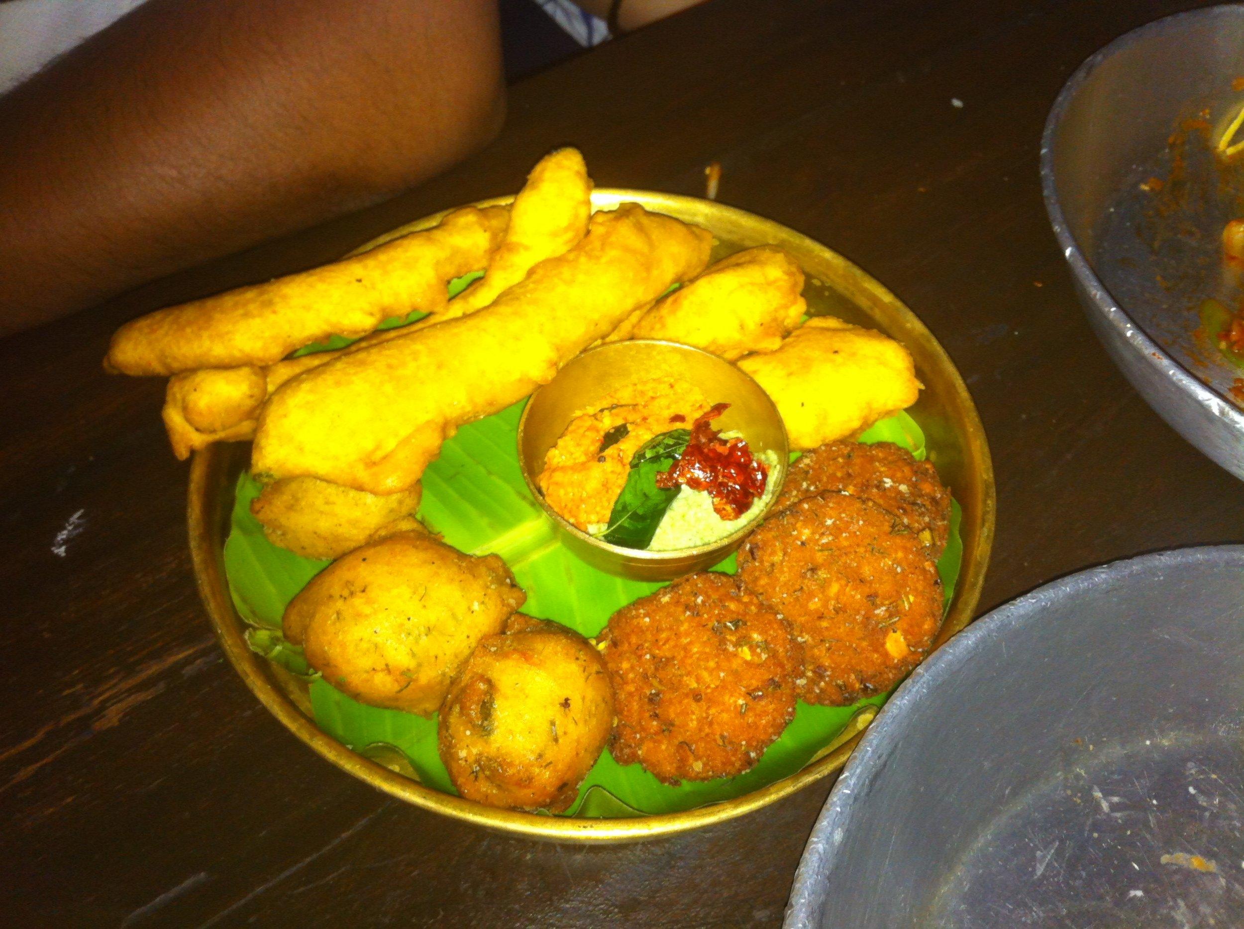 Pakoda Party | Social | Phoenix Market city | Bangalore | PritishSocial | Food Blogger
