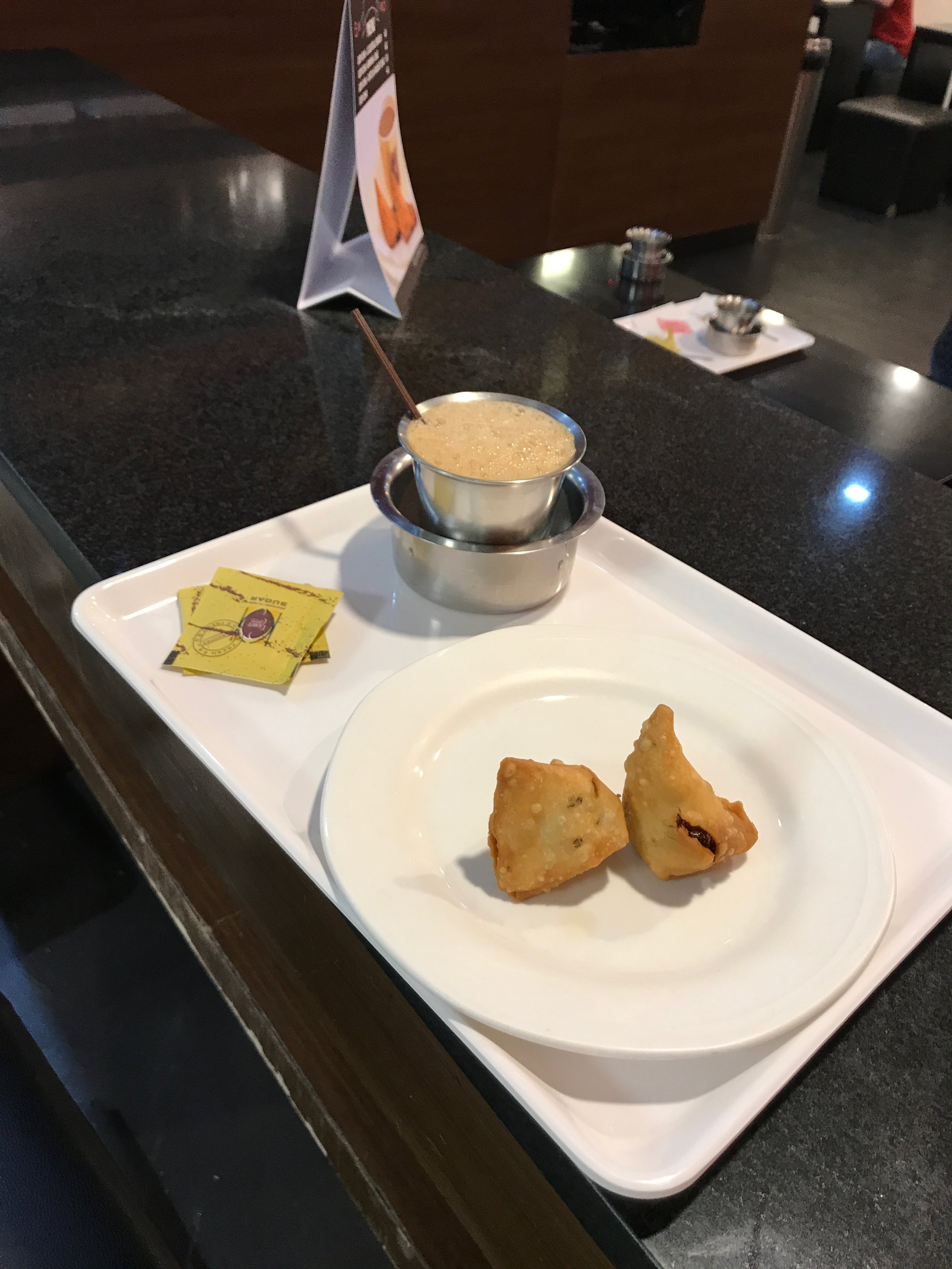 Kalmane Koffees | Filter Coffee and Cocktail Samosa | Food Photo Blogger | PritishSocial