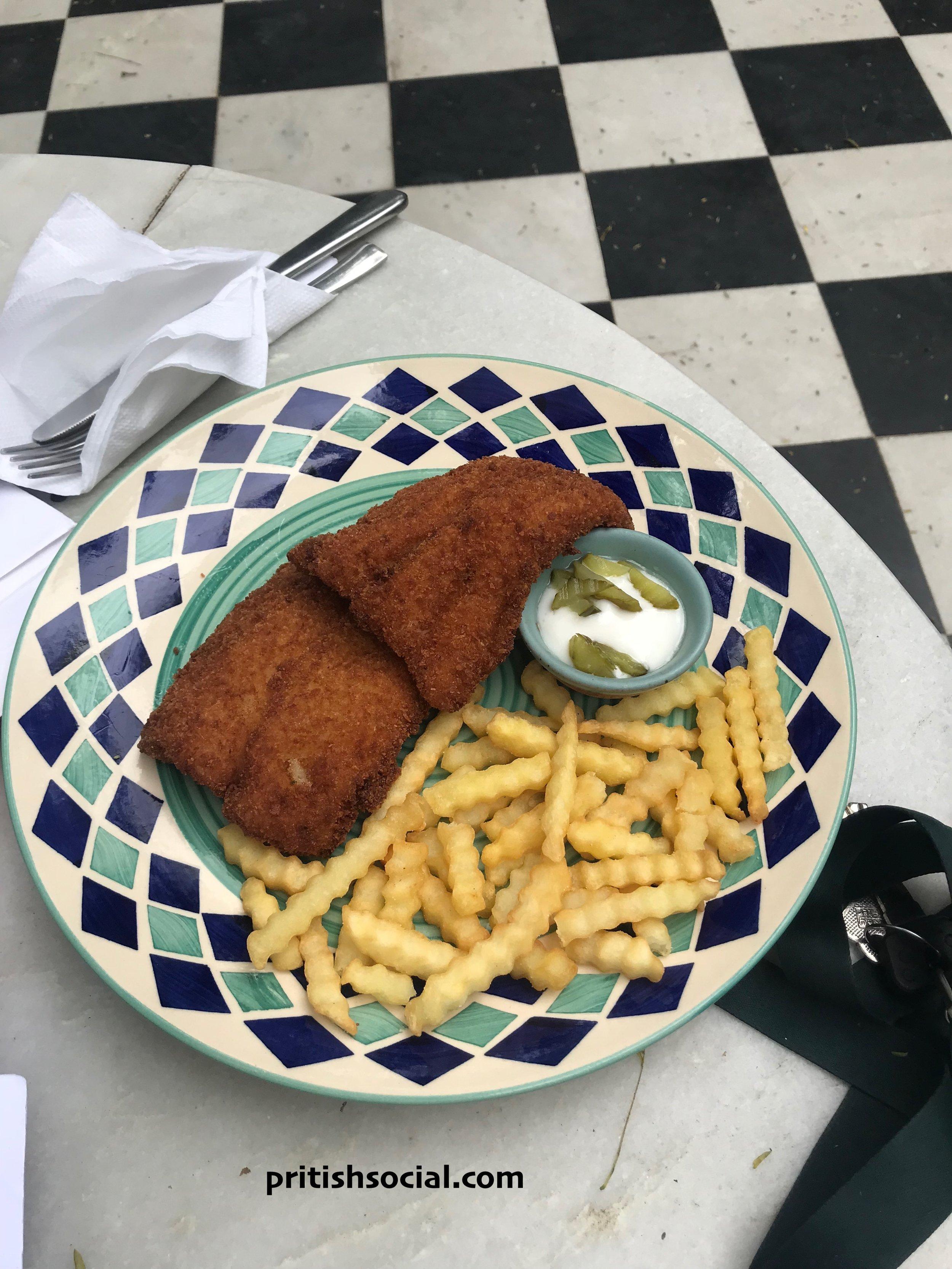 Roastery Coffee House Fish n Chips PritishSocial.jpg