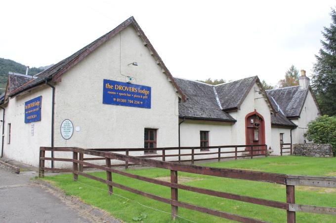 Drovers Lodge Stay - Scotland - PritishSocial - Travel Blogger.jpg