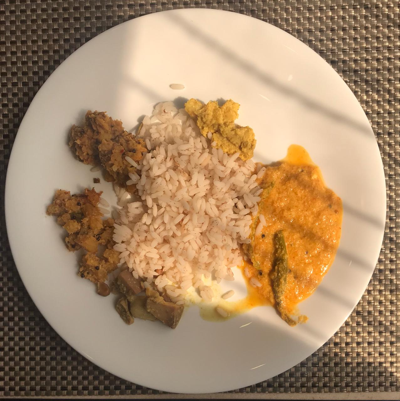 Kerala Food Olives Restaurant Chennai Veg Buffet.jpeg