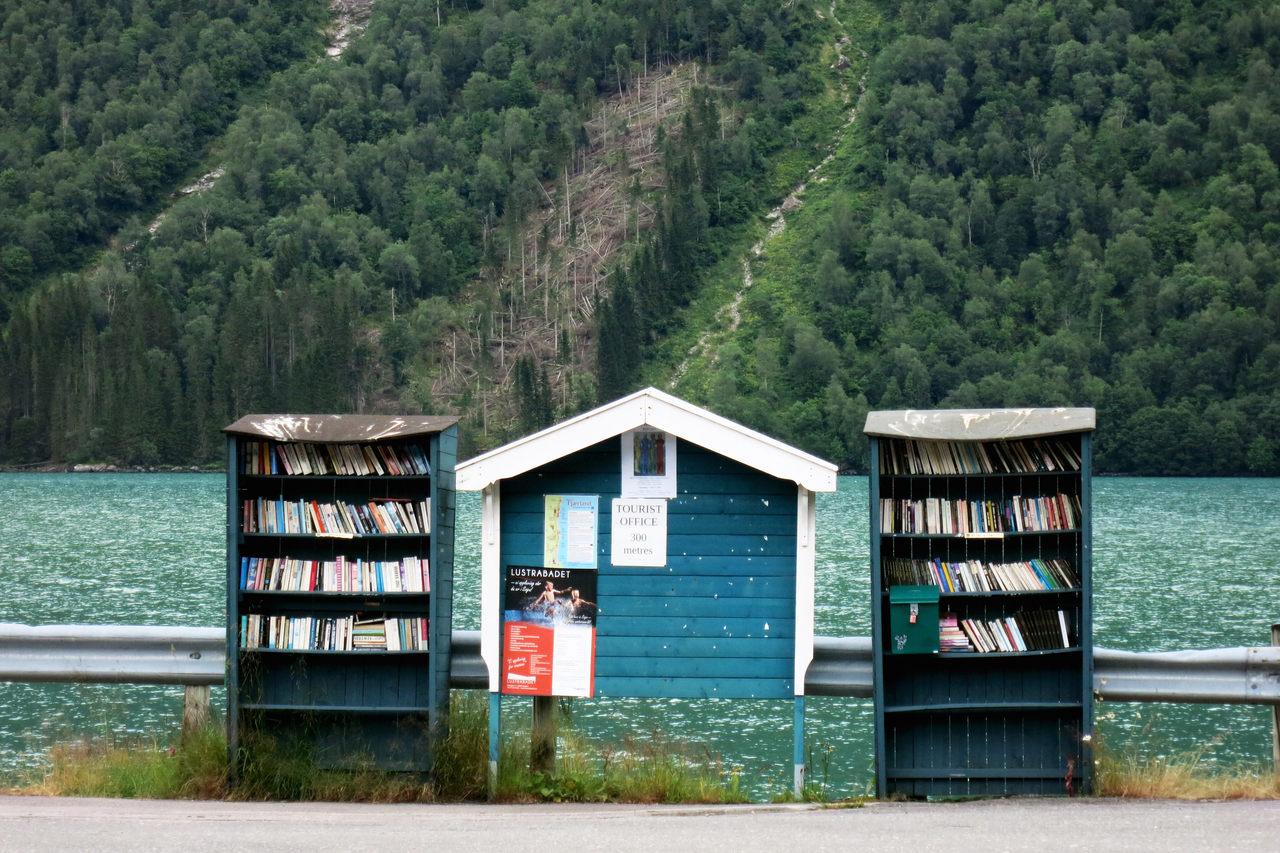 Book Towns Are Made for Book Lovers   Around the world, tiny towns have made bookstores their speciality.