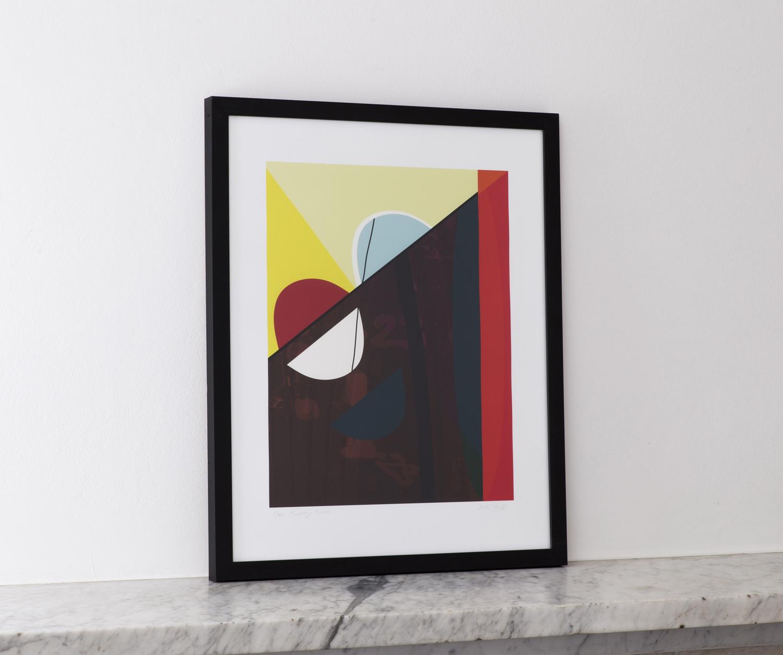 Michelle_House_Twenty Three_digital original_framed print_1500px