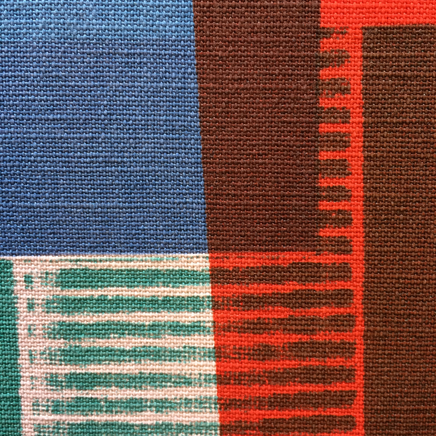 Michelle_House_LCW_textile_printed_artwork_detail_red_blue_strip