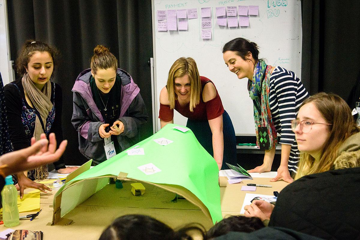 IYM  Co-design workshop