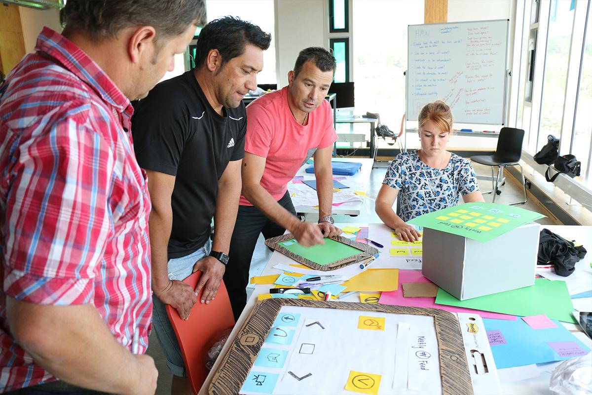 MBA  Co-design workshop