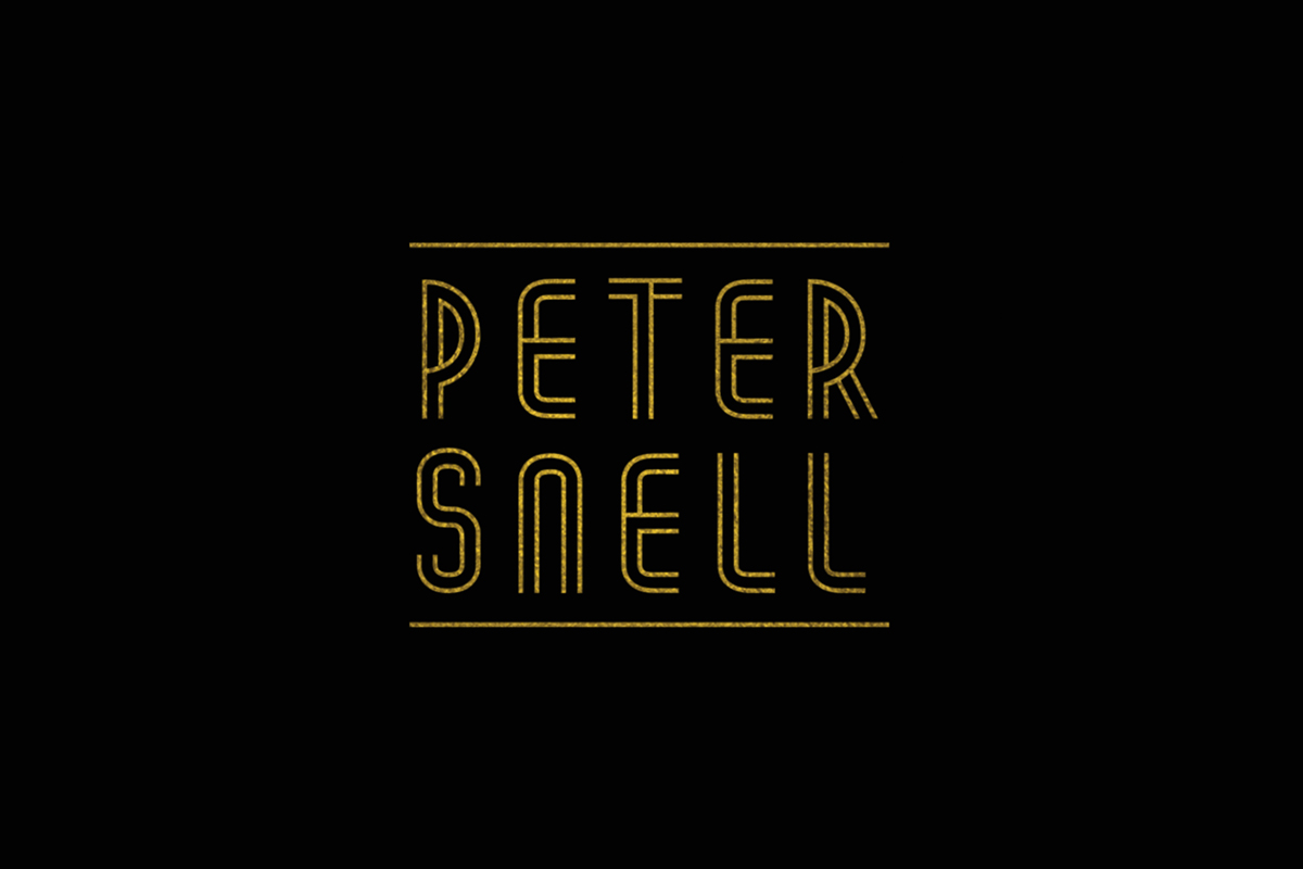 Peter Snell  Experience design
