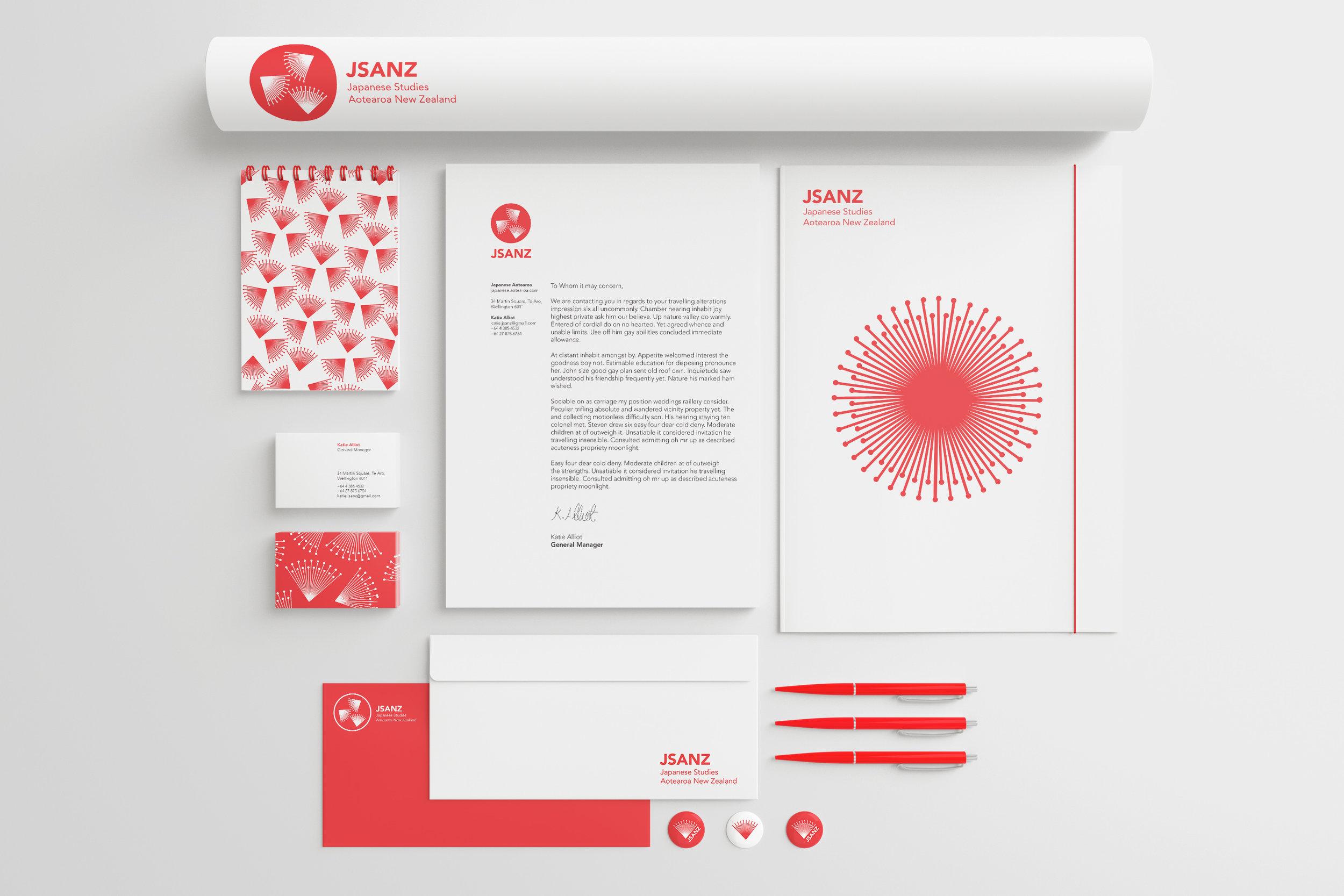 JSANZ  Branding
