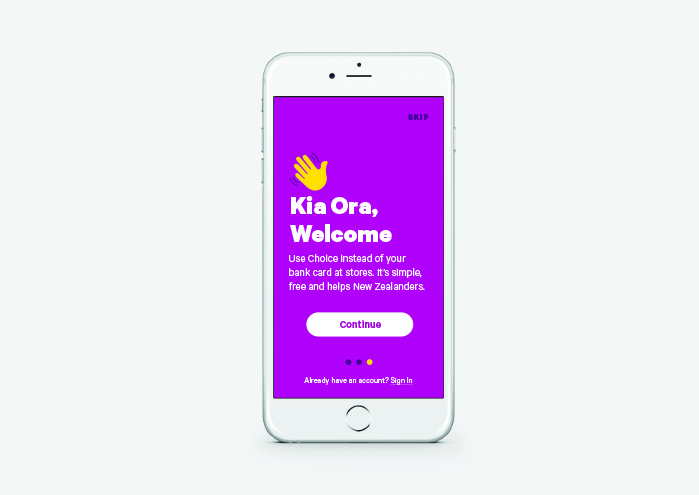 Choice  App design, Website design, Branding