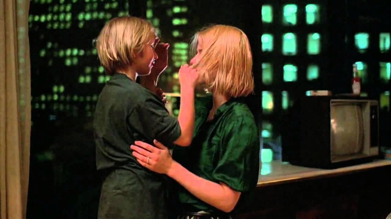 緑をまとうジェーンとハンター