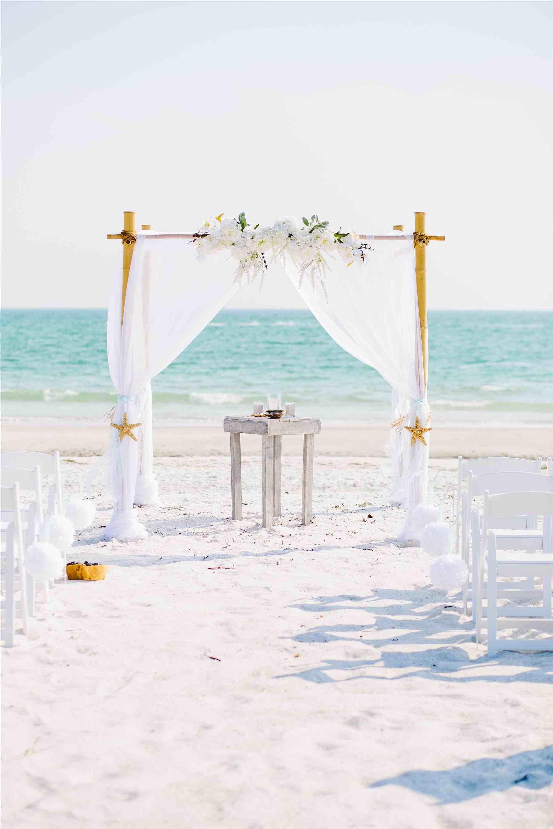 Sarasota Wedding packages