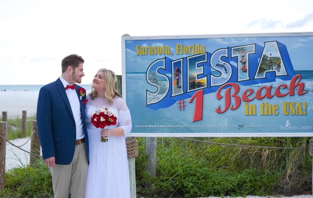 Siesta Key Affordable Weddings