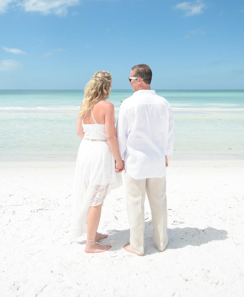 Lido Key beach Weddings