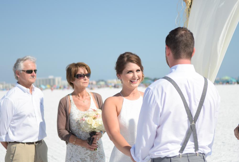 Sarasota Beach Weddings