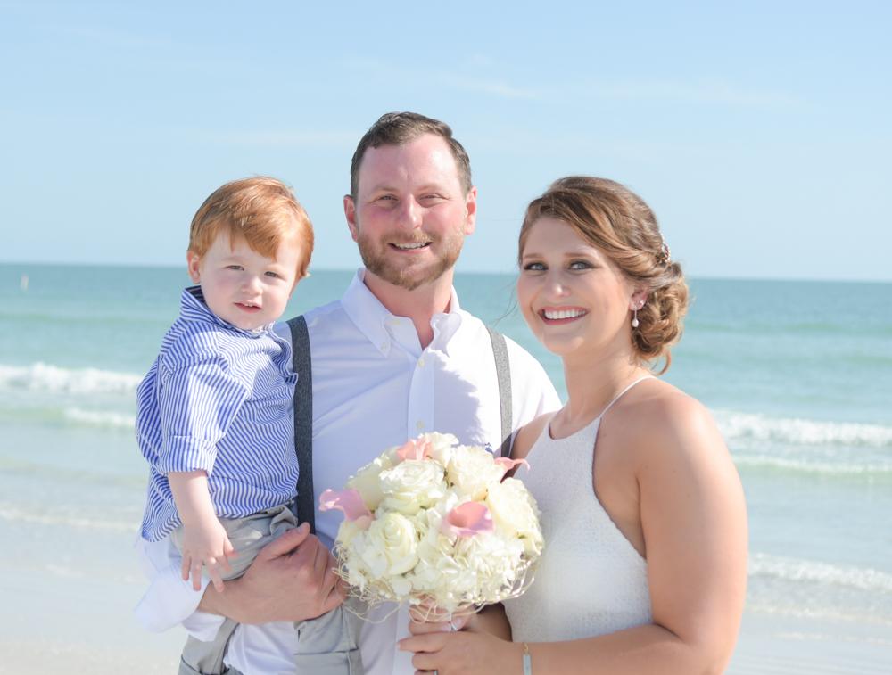 Affordable weddings on the beach
