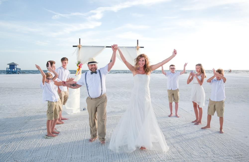 Siesta Key Wedding Officiant