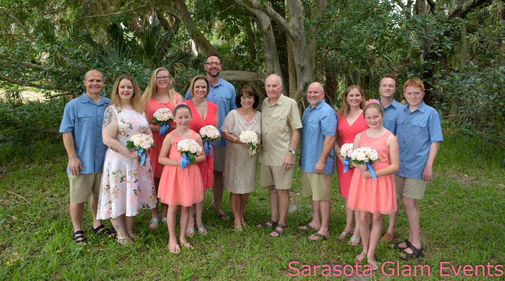 Phillippi Estate Park - Vow renewal - 50th wedding anniversary