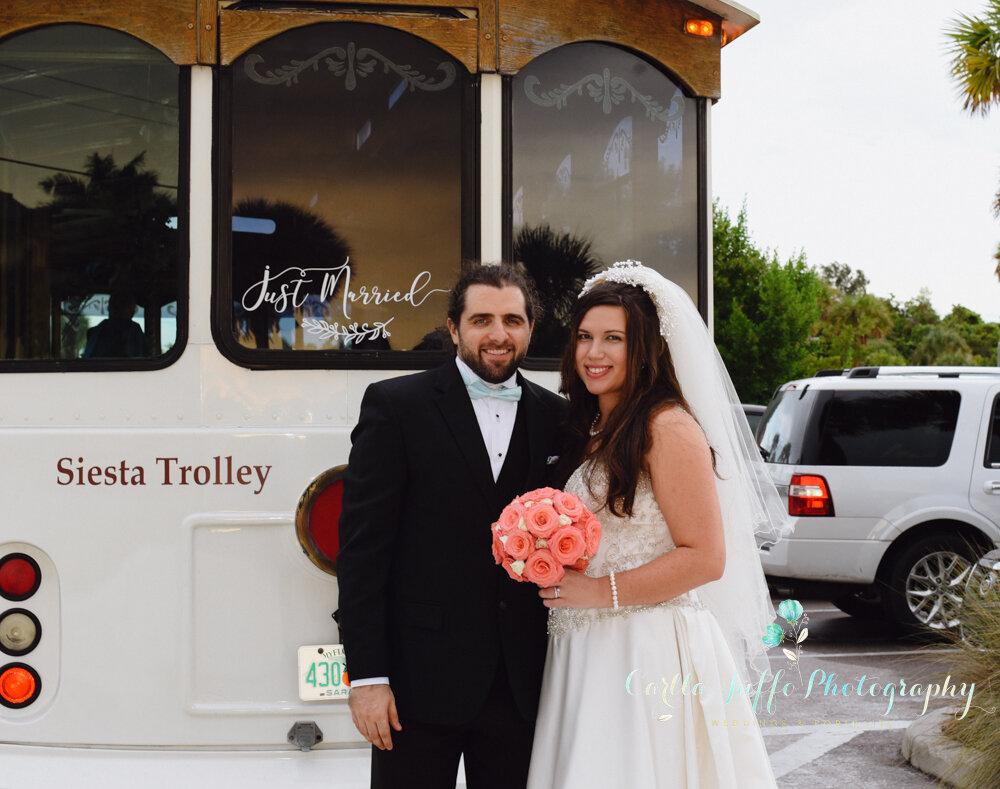 Siesta Key Elopements - Wedding packages