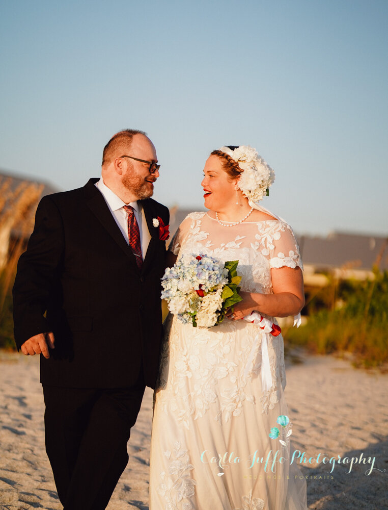 Contact us today for your amazing sunset wedding in Sarasota, Florida