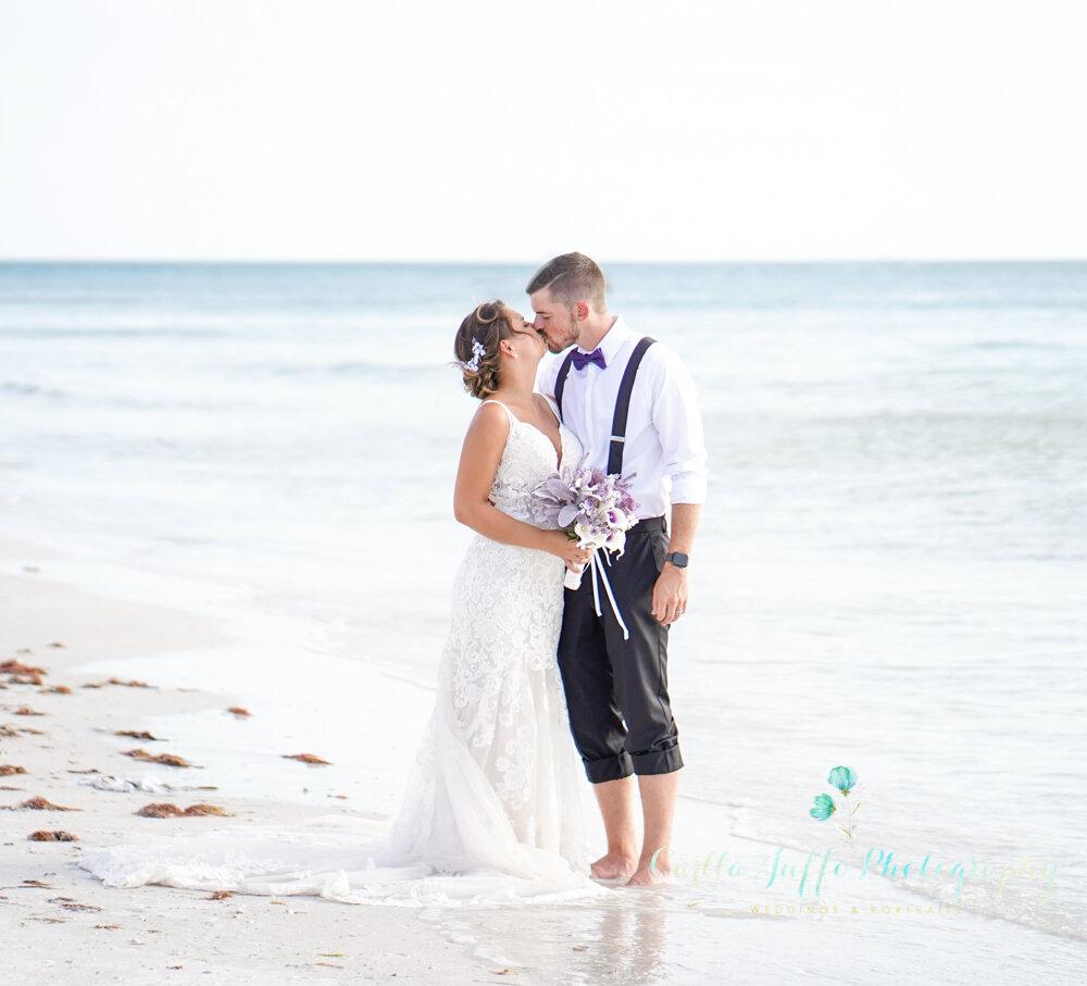 Holmes Beach Wedding Elopements