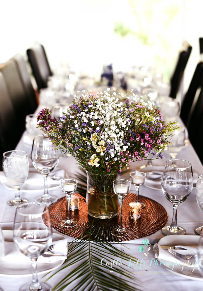 Wedding and party rentals available - Sarasota Glam Events