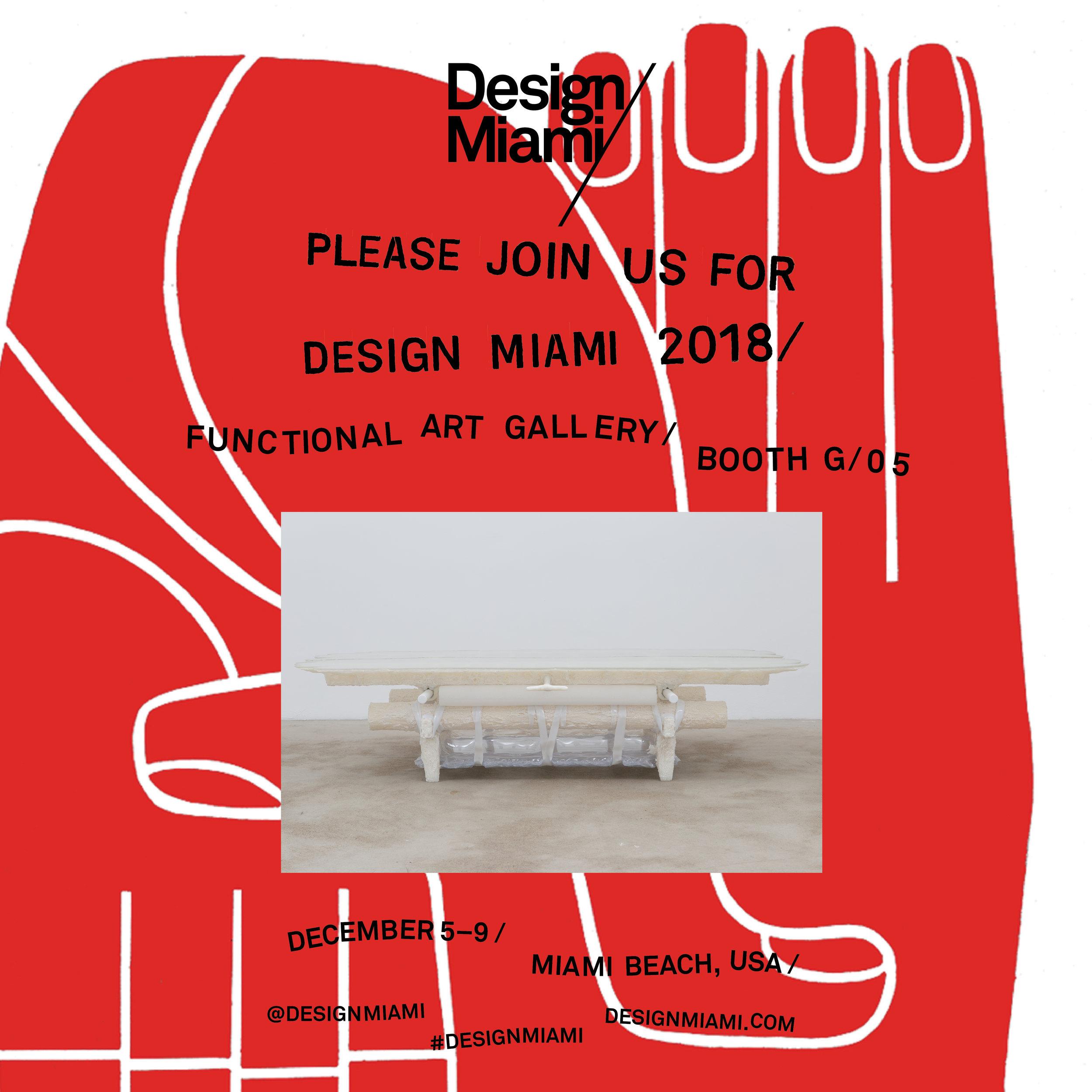 Functional Art Design Miami