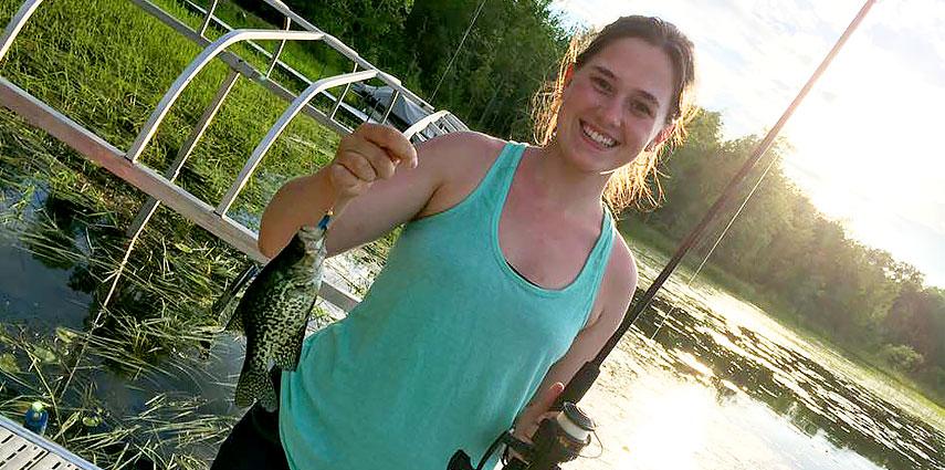 Heather Tichy, Minnesota National Guard