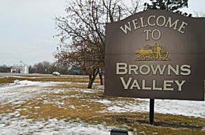 Browns Valley, Minnesota