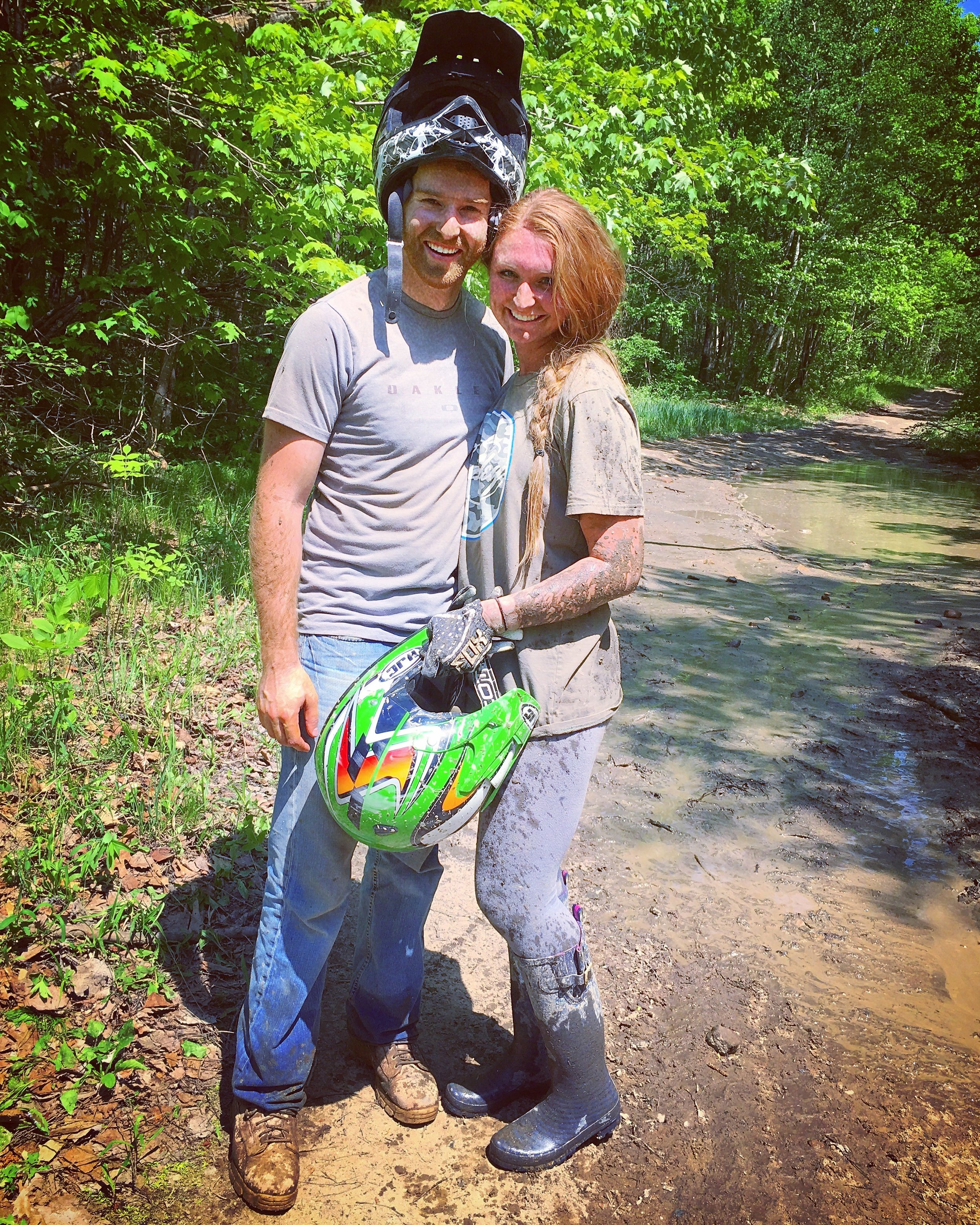 How about a little four-wheeling in the hills around Pelican Rapids!