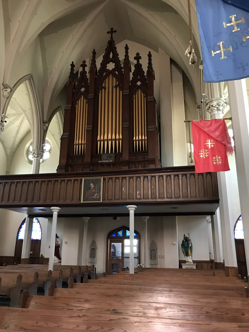 St. John's Roman Catholic church -
