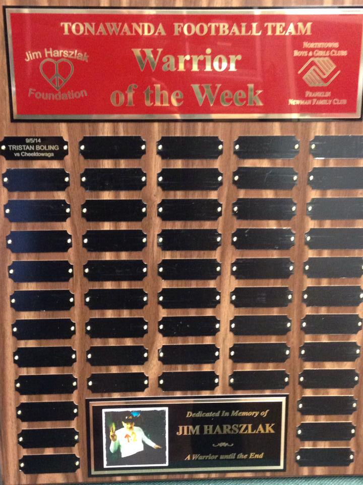 Warrior-of-Game-plaque 2014.jpg
