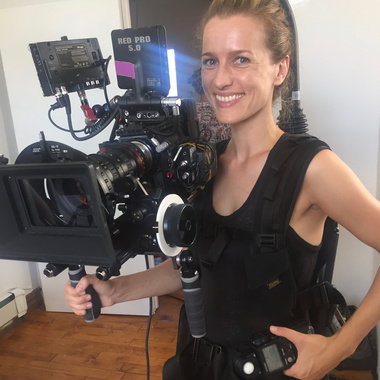 Edna Biesold - First Assistant Camera