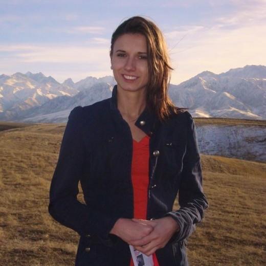 Natalia Shaufert - Script Supervisor
