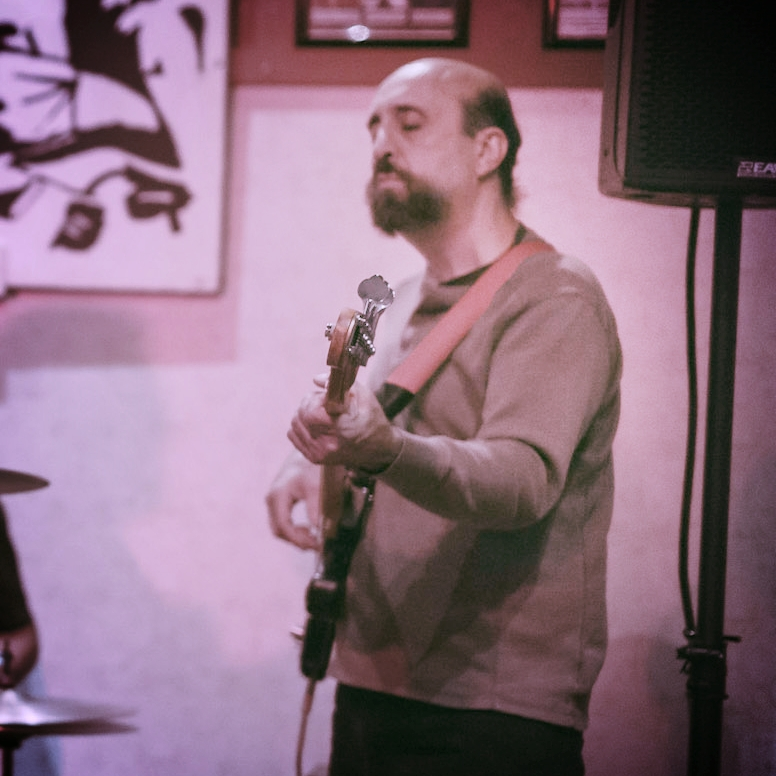 Bass -Dave Kandarian