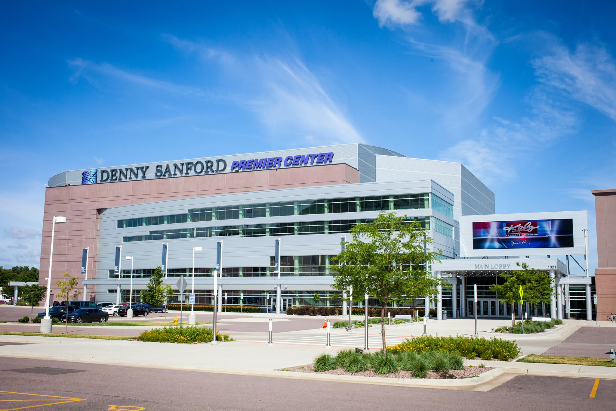 Denny Sanford Premier Center Arena and Convention Center