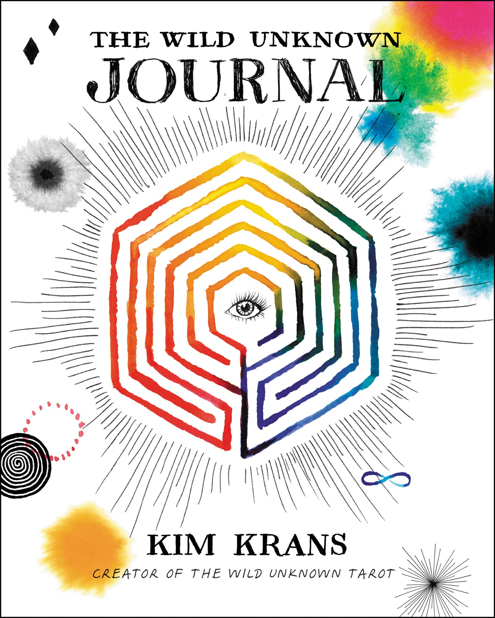 The Wild Unknown Journal  by Kim Krans