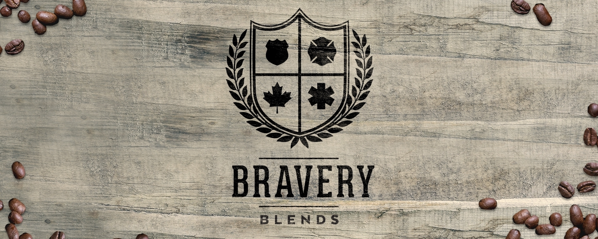 Bravery Blends Coffee - Bravery Blends is a social enterprise with a mission to raise capital through the sale of high-quality coffee beans to increase awareness of PTSD in first responders and expand access to treatment for these unsung heroes. After months of testing coffee (which lead to many sleepless nights), we are thrilled to be sharing Bravery Blends signature roast with you. It is a proprietary blend of two of our favourite organic, fair trade coffee beans - we know you will love it as much as we do!
