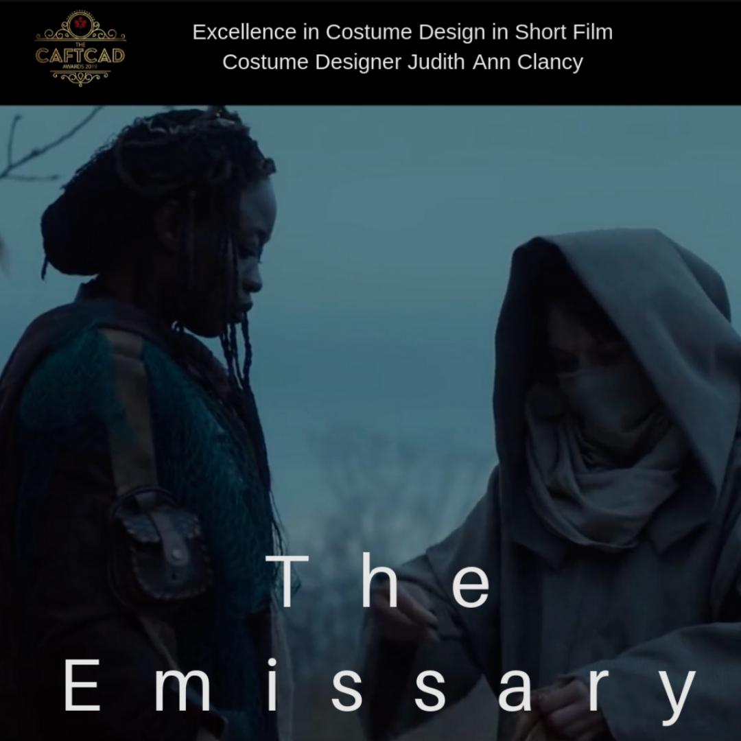 The Emissary - Costume Designer: Judith Ann Clancy