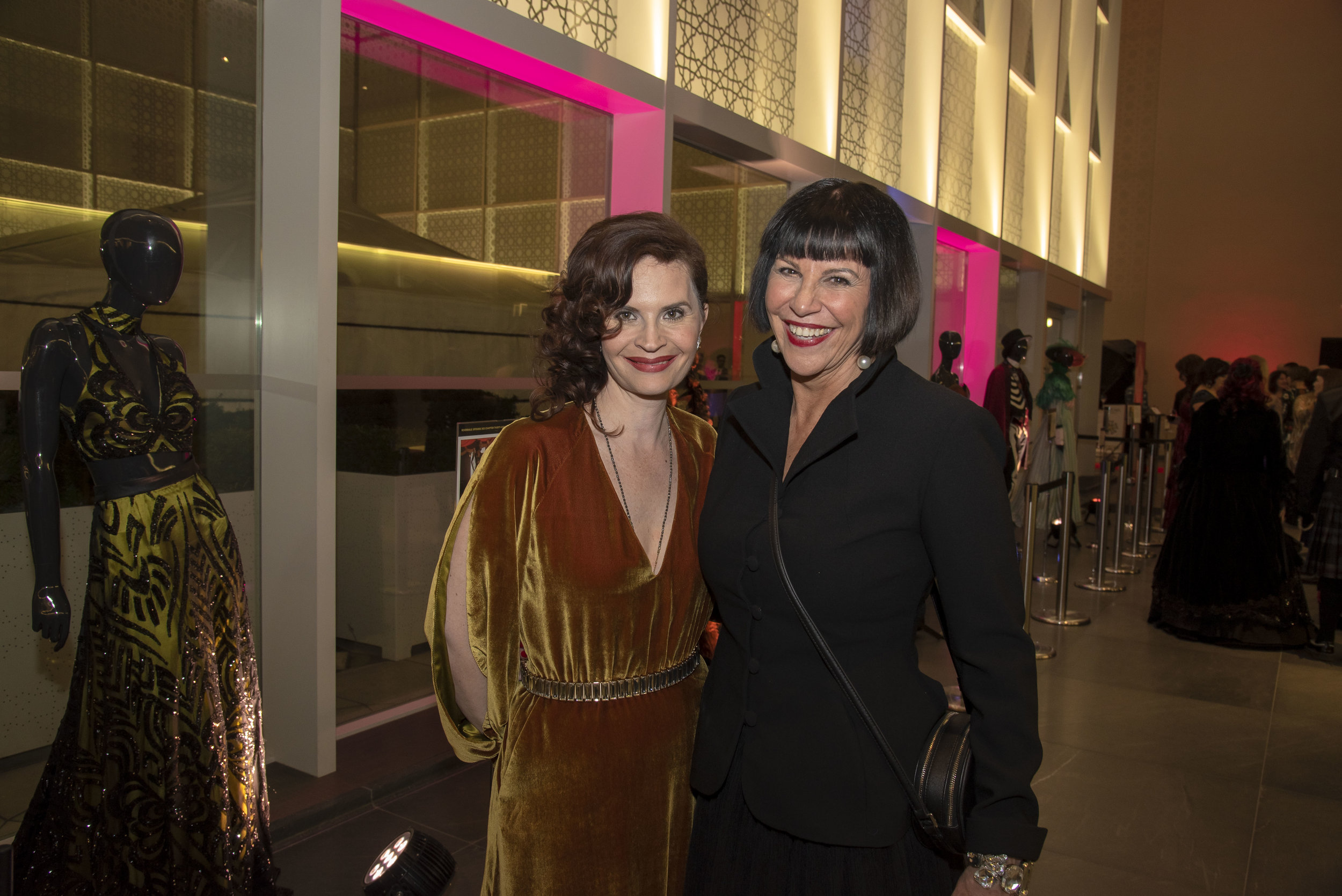 2019 CAFTCAD Awards Co-Chairs Joanna Syrokomla and Cynthia Amsden
