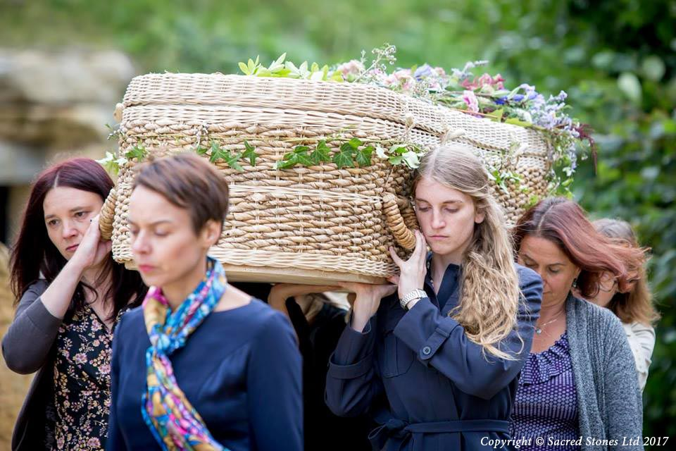 Louise Winter funerals