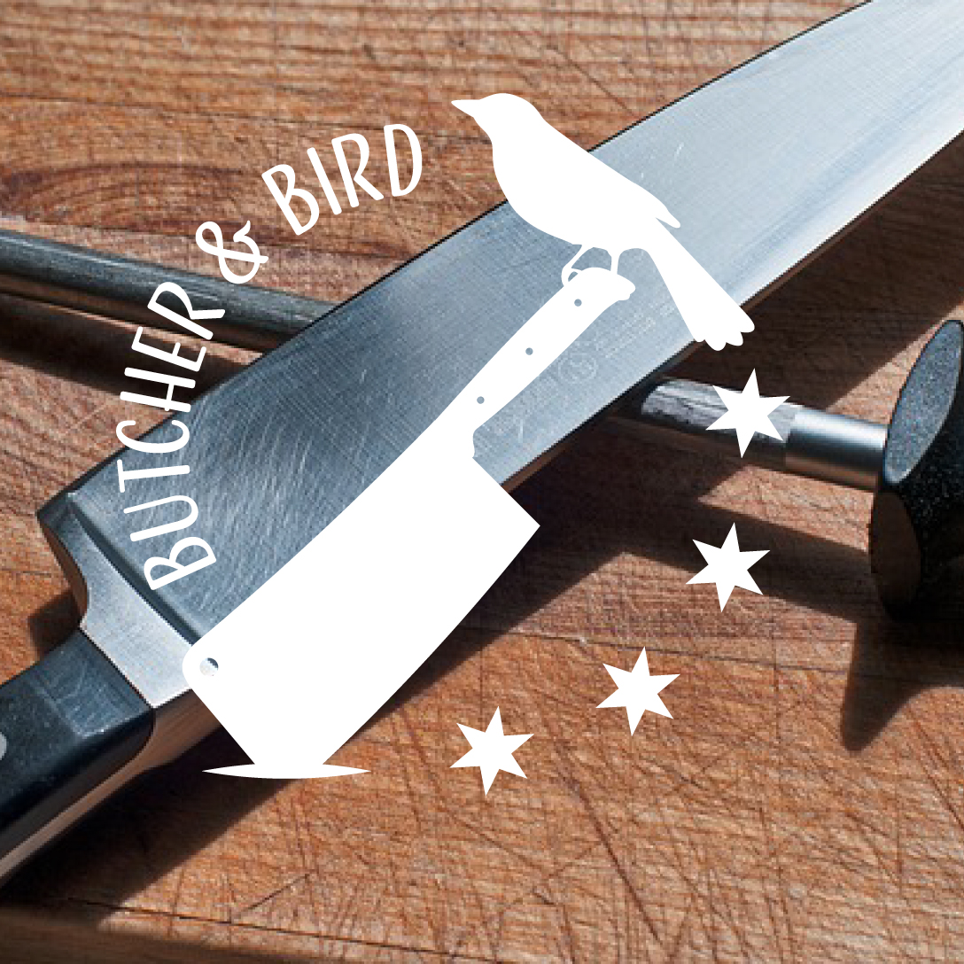 $5 Per Knife! - Please Allow For A 24 Hour Turnaround TimeCall: (808) 762-8095Email: butcherandbird@gmail.comStop In: 324 Coral St. Suite 207 Honolulu, HI 96813