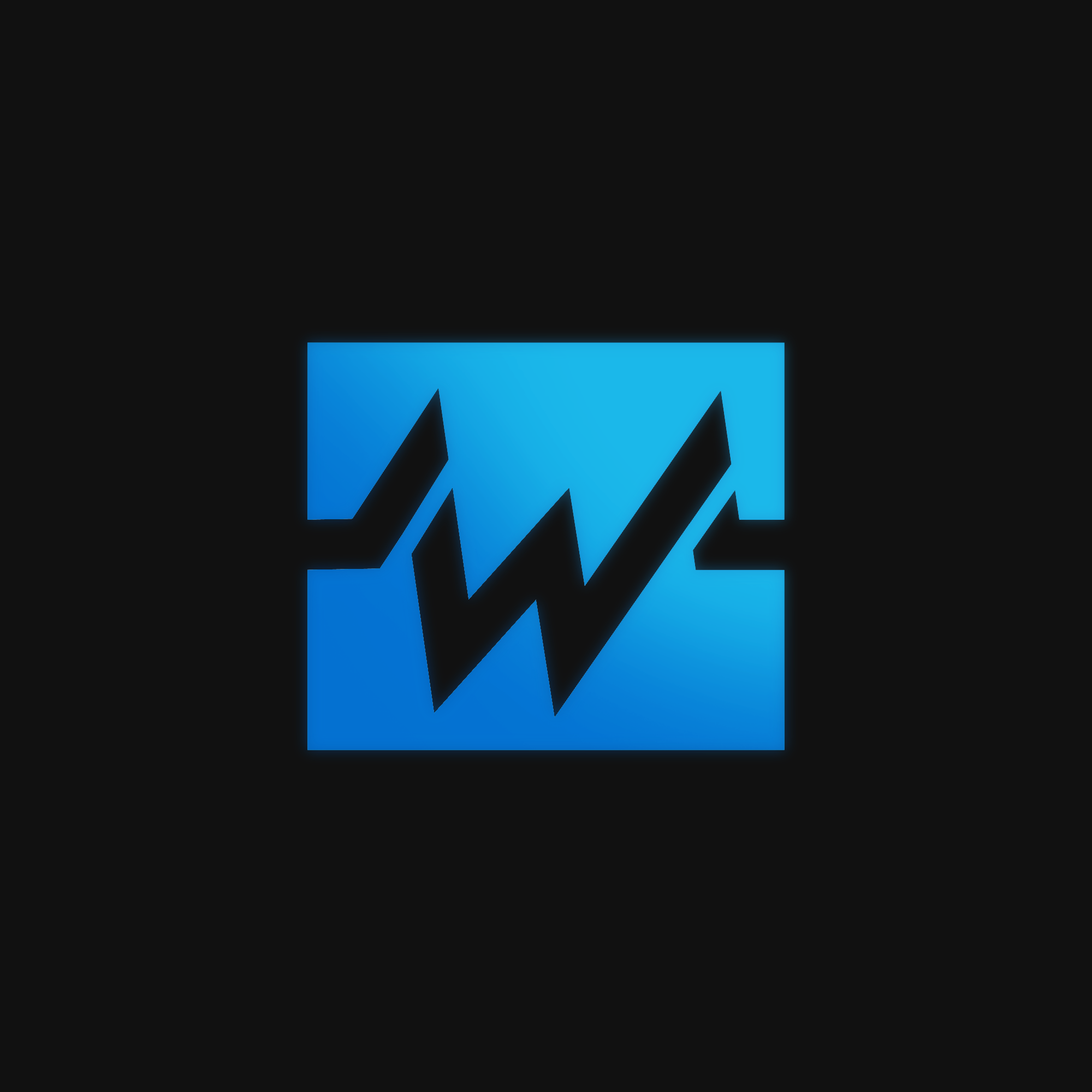 Wired Up Electrical Logo icon (2017)