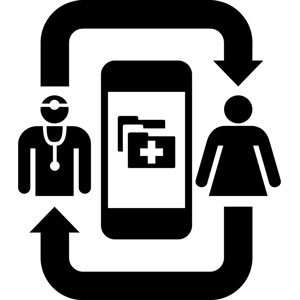 Our innovative patient chatbot works within strict clinical parameters and escalates to a physician once the patient mentions clinical conditions outside of those parameters to be absolutely safe.